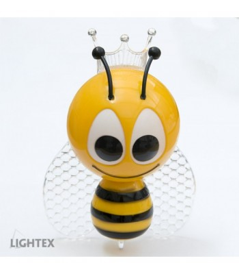 Lightex 160RL0000165 Bee Нощна лампа