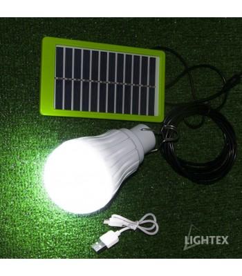 Lightex 638AL0002020 Соларна LED Лампа