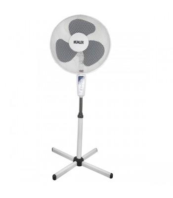 Muhler FM-4040 Grey Вентилатор