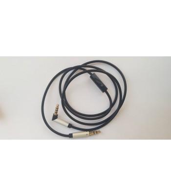 Fon Plus 3,5mm.-3,5mm. Lux AUX Кабел с микрофон