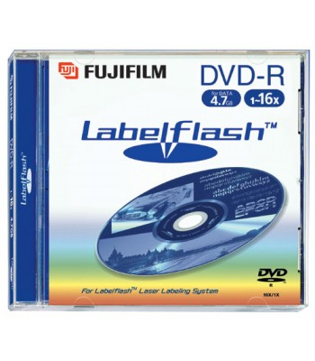 Fujifilm 4.7GB/120min. LabelFlash