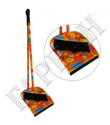 Garvan DA8177-15 метла с лопата оранж