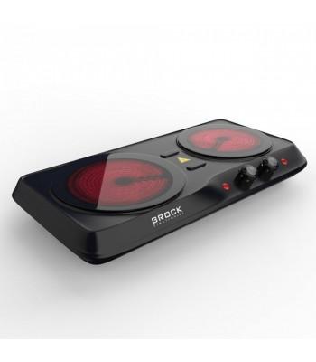 Brock HPI 3002 BK Двоен инфрачервен котлон