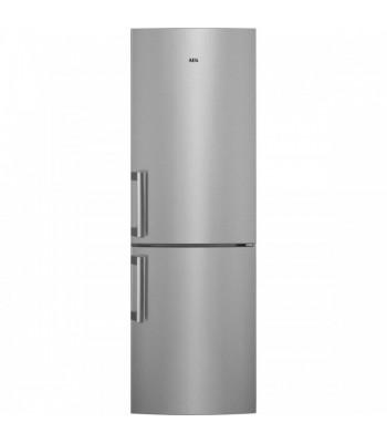 AEG RCB534E1LX Хладилник с фризер