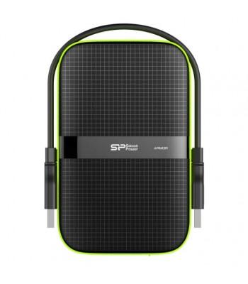 Silicon Power Armor A60 1TB Black USB 3.1 Външен Хард диск