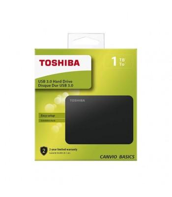 "Toshiba Canvio Basics HDTB410EK3AA 1TB 2,5"" Външен Хард диск"