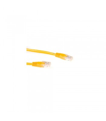 Ewent IM8802 CAT6 U/UTP YL CCA 2.00m. Yellow Мрежов кабел