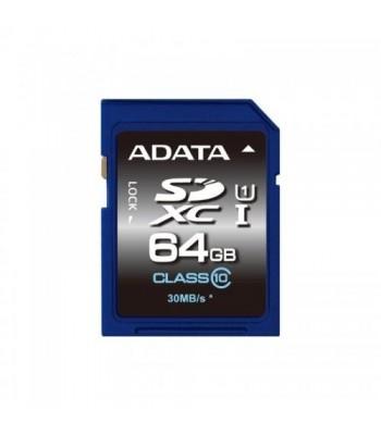 Adata SDXC 64GB class 10 Преносима памет