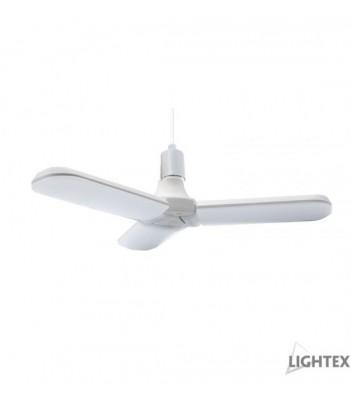 Lightex 170AL0700501 40W 220V 3*List E27 NW 4000K LED лампа
