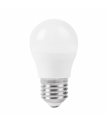 Lightex 170AL0000401 Plastic 5W 220V E27 P45 Матирана WW 3000K LED Лампа