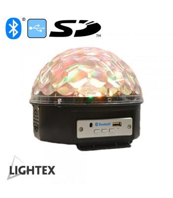 Lightex 721RL1000022 светеща музикална топка