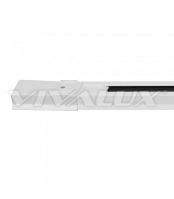 Vivalux VIV004068 Rail 1m/WH Релса за осветление
