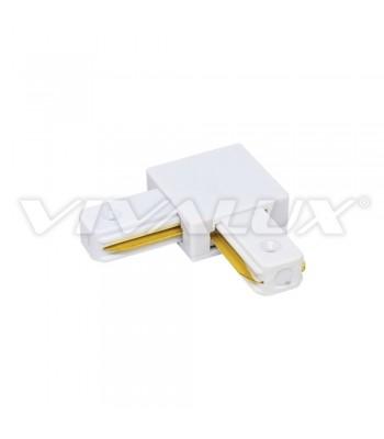 Vivalux VIV004074 Link L/WH Конектор за релса за осветление