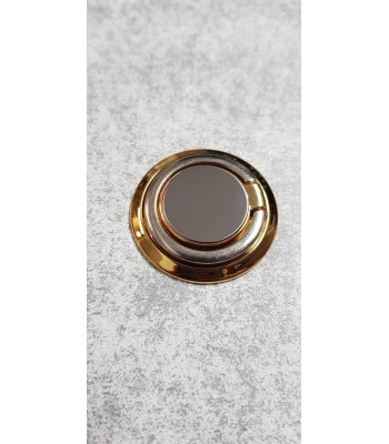 Pop Socket Ring gold