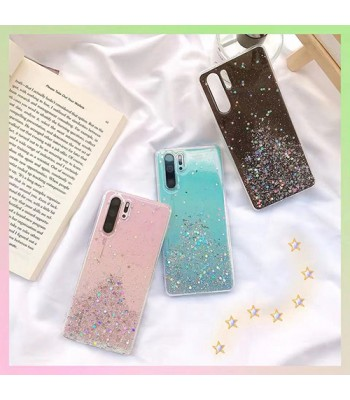 Apple iPhone 11 Pro TPU Brillante Stars mint