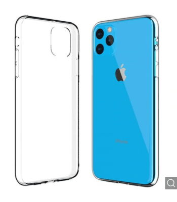 Apple iPhone 11 Pro TPU Crystal clear