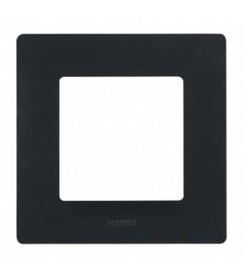 Legrand 397051 рамка черна