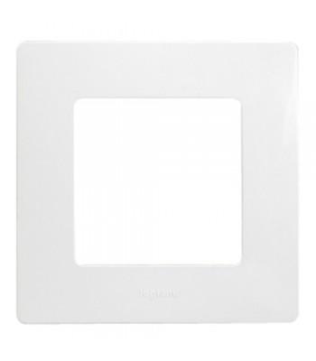 Legrand 665001 рамка единична бяла