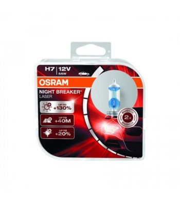 Osram 64210 H7 Night Breaker 12V 55W