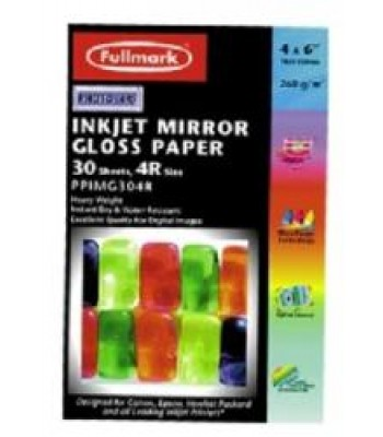 Fullmark PPIMG054R Хартия за мастиленоструен принтер