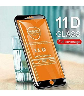 Apple iPhone 6 11D Full Glue Glass Black Протектор