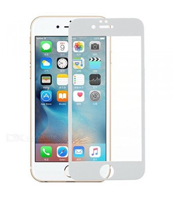 Apple iPhone 6 11D Full Glue Glass White Протектор