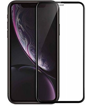 Apple iPhone XR 11D Full Glue Glass Black Протектор