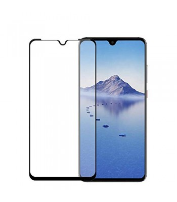 Huawei P30 Lite Full Glue Glass Black Протектор