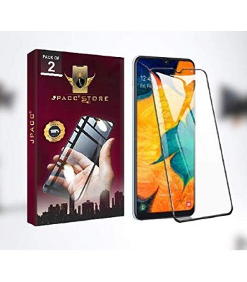 Samsung A31 11D Full Glue Glass Black Протектор