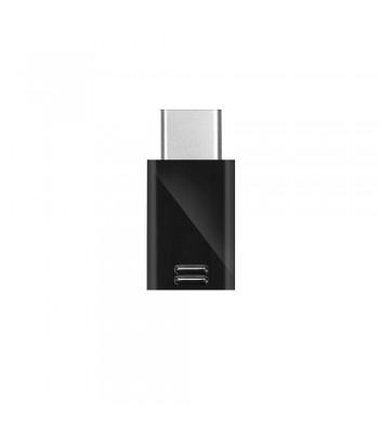 Samsung GH96-12330A USB Type-C to Micro USB Black S1-082910 Адаптер