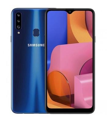 Samsung SM-A207F A20S 3/32GB DS Blue GSM апарат