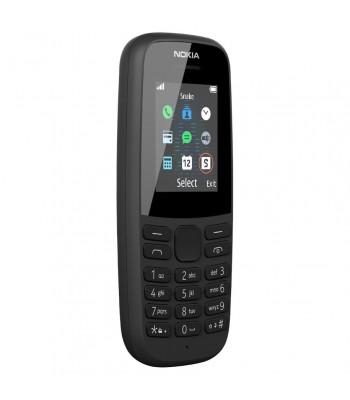 Nokia 105 DS 2019 Black GSM Апарат