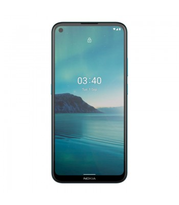 Nokia 3.4 3/64GB DS Fjord Blue GSM Апарат