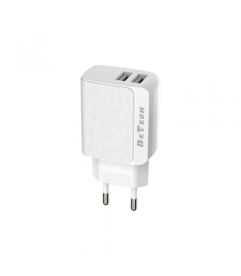 De Tech DE-09 14139 220V 2.4A 5V Зарядно