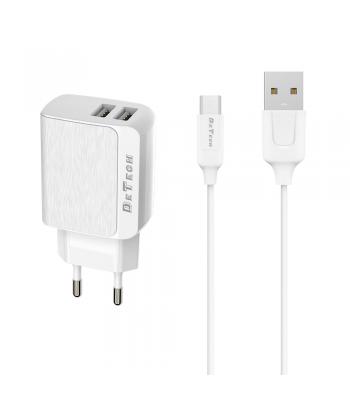 De Tech DE-09M Micro USB Зарядно