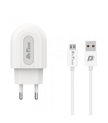 De Tech DE-28M Micro USB Зарядно